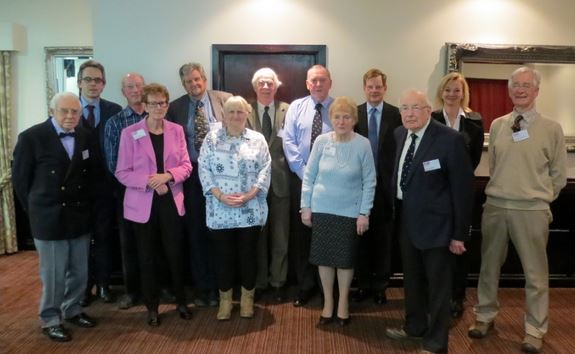 Lathom Park Trust held its AGM at Briars Hall recently with guests of honour Lord and Lady Derby, Lord Derby being the Patron of the Trust.        Following the AGM, Paul Kenyon, Chairman, gave an illustrated talk on the life of Charlotte De La Tremoille, Countess of Derby, wife of James 7th Earl...