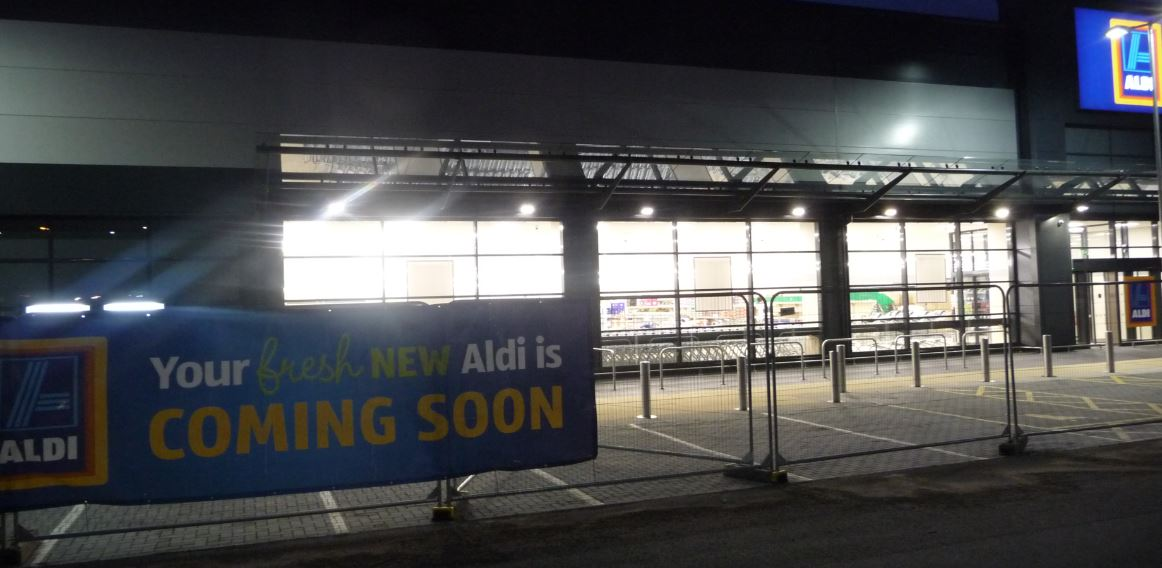 Aldi's impressive new Burscough store opens bright and early on Thursday.    Mayor Liz Savage will be doing the honours to kick off the grand opening weekend to celebrate the opening; a number of special buys are specially reduced for the occasion.     There will be lots of bargains not to be...