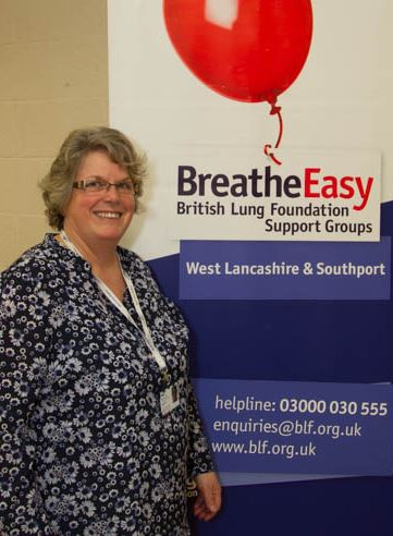 Report from Trish Ireland        In February Ann Oliver, Age UK's Community Engagement Manager for the whole of Lancashire, spoke to the local Breathe Easy group meeting.    She explained how Age UK at national Level, based in London, differs from Age UK Lancashire; Help the Aged and Age Concern...