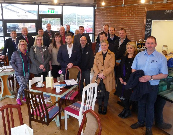 ThereÂ's been some extremely positive feedback for the new Burscough Business Network which launched last month.        Its first meeting was hosted at Merlin's Bakery Cafe on the Industrial Estate; there has been a well established Â'Business WatchÂ' there hosted at Biffa in liaison with the Police,...