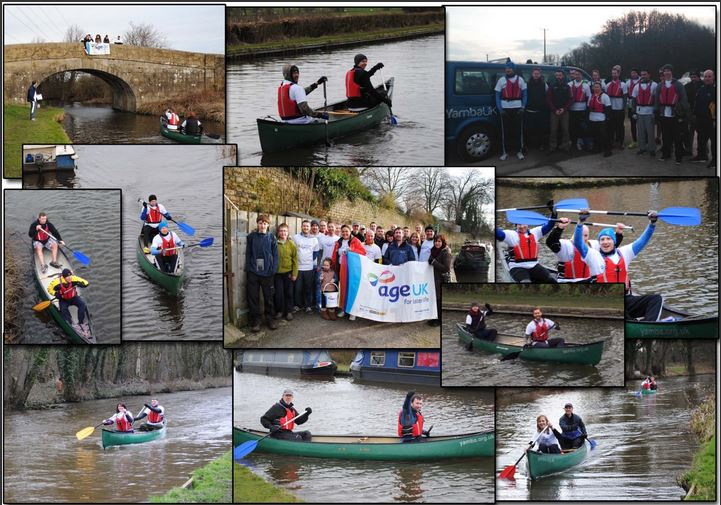 For the 3rd year running Age UK Lancashire are inviting people to join their 25 mile canoe charity challenge.    It's become a regular event in the charity's calendar and they are hoping that this year it'll be the biggest and best yet on Saturday, 18 March.    Participants will begin the challenge...
