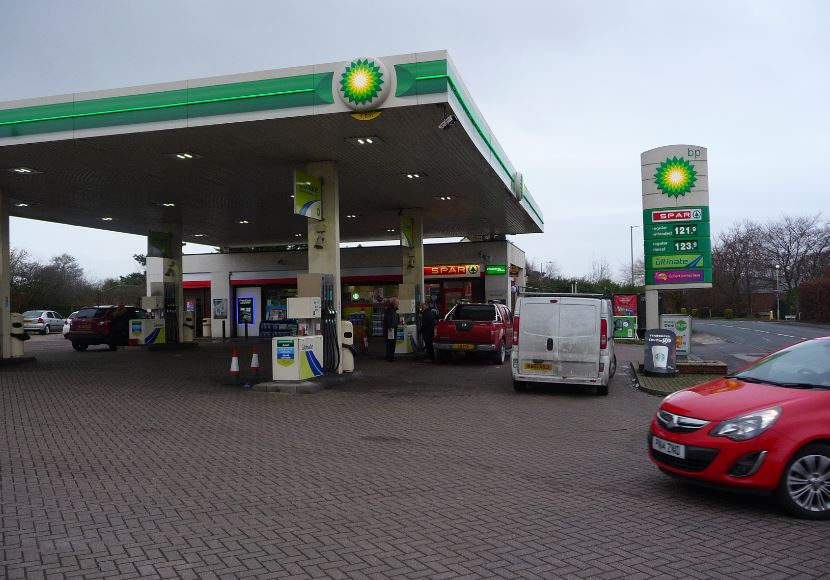 The rising price of petrol and diesel is really giving local drivers 'fuel for thought' - especially if you happen to live in Lathom where the local Euro Garage boasts the dearest fuel in west Lancashire...        It's even beating the tiny wayside Rowilco garage on the Aughton/Melling border...