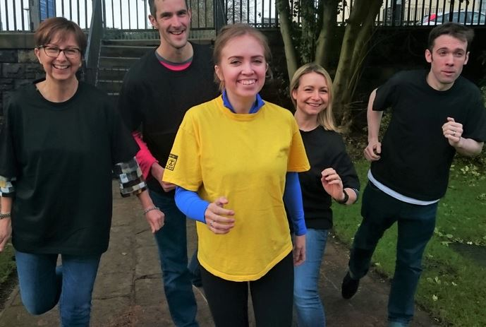 Report from Mike Downey        A local sixth-form student is hoping to raise awareness and funds to help combat the chronic illness Cystic Fibrosis, by organising a local charity run.     Lucy Baxter, 18, from New Longton near Preston, has lived with Cystic Fibrosis all her life, being diagnosed...