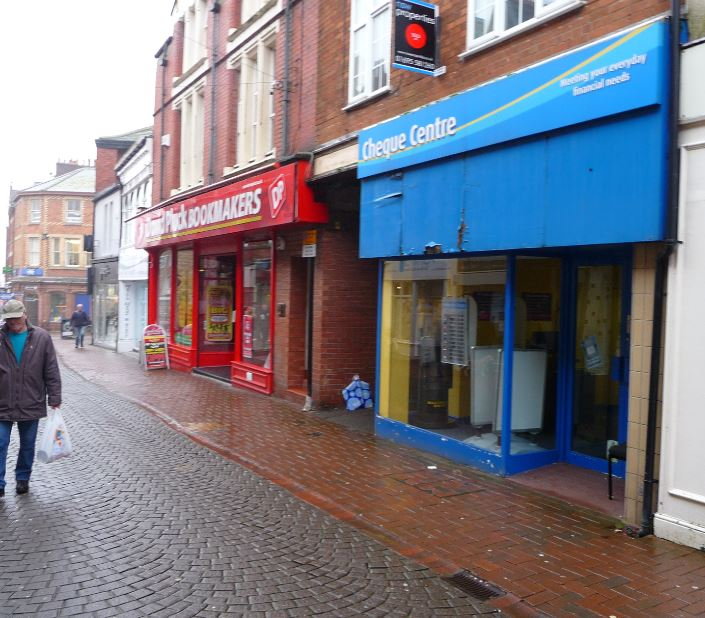 "Ormskirk's Cheque Centre has closed.    The Burscough St branch is now empty after the Scottish firm moved out late last month.    A spokesperson for Cheque Centre told QLocal this morning: Â""Following a three-month consultation process, the difficult decision was made in December last year to close..."