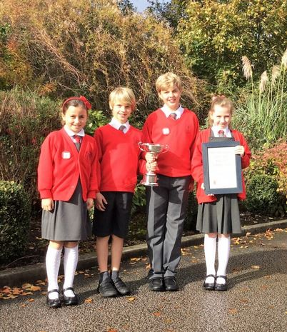 Halsall St Cuthbert's CE Primary School has won the Lancashire Village Schools Best Kept School and Grounds Competition for 2016.    Over the past few years, it's invested substantial funds to further improve the environment for the children.     It has a large, newly fenced school field, newly...