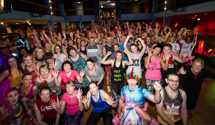 Photos: Gareth Edwards Photography    There was pain and gain at a charity workout for the Legacy Rainbow House which raised a magnificent £2,500 recently.    More than 120 ladies and gents including teams from Gymetc, Leyland Leisure Centre, Nuffield Health Gym and Taylor Patterson took part in...