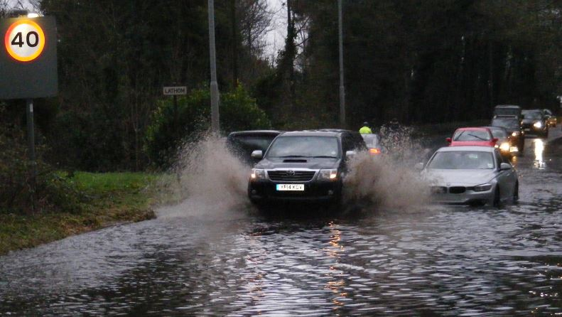 A survey by the Environment Agency and AA reveals two-thirds of drivers would risk their lives in flood.        A shocking two-thirds of drivers would gamble with their safety by driving through floodwater – even though this is the leading cause of death during a flood, new figures have revealed.  ...