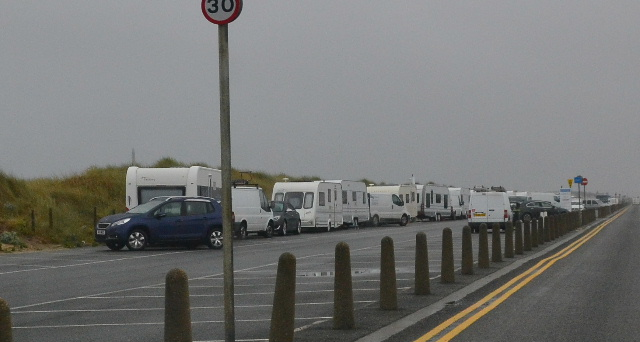 The group of travellers that have been on the land on Preston New Road have now gone and relocated themselves to the Marine Drive car park.Police have been on scene most of the day but appear reluctant to get involved.    Update.    The travellers are still on the Marine Drive Car Park after...