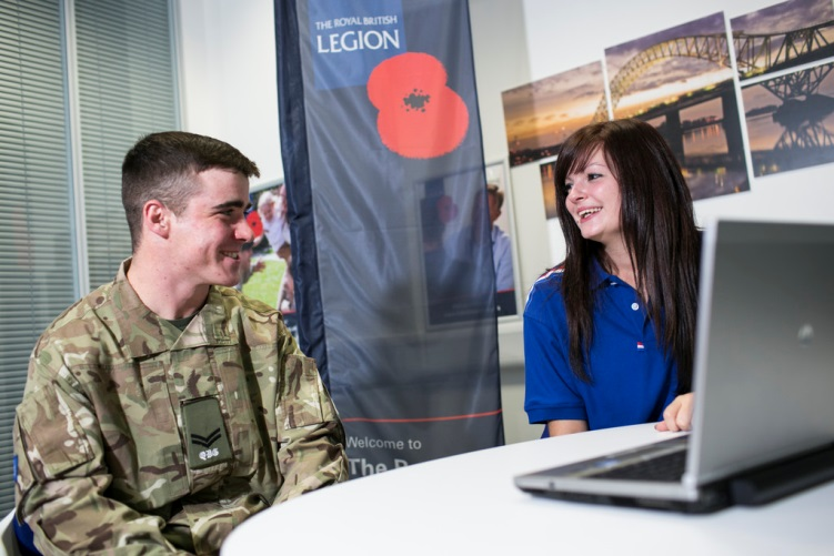 The Legion's Advice and Information Officer, Sarah Abbotson, will be available at Byng House to discuss face to face the Legion's services with anyone that may need help. This also includes: signposting people to other welfare services, discussing membership with those wanting to join the Legion...