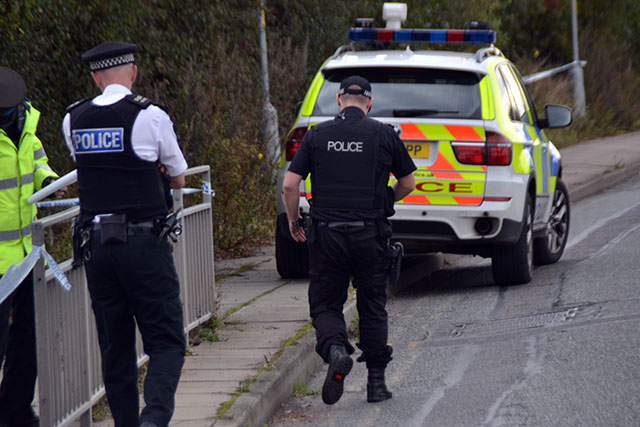A 17 year-old male has been arrested on suspicion of possession of a firearm with intent to cause fear of violence.     At this stage the incident is still being treated as an unconfirmed firearms discharge.   Enquiries are ongoing but officers have found no evidence of a firearms discharge.      ...