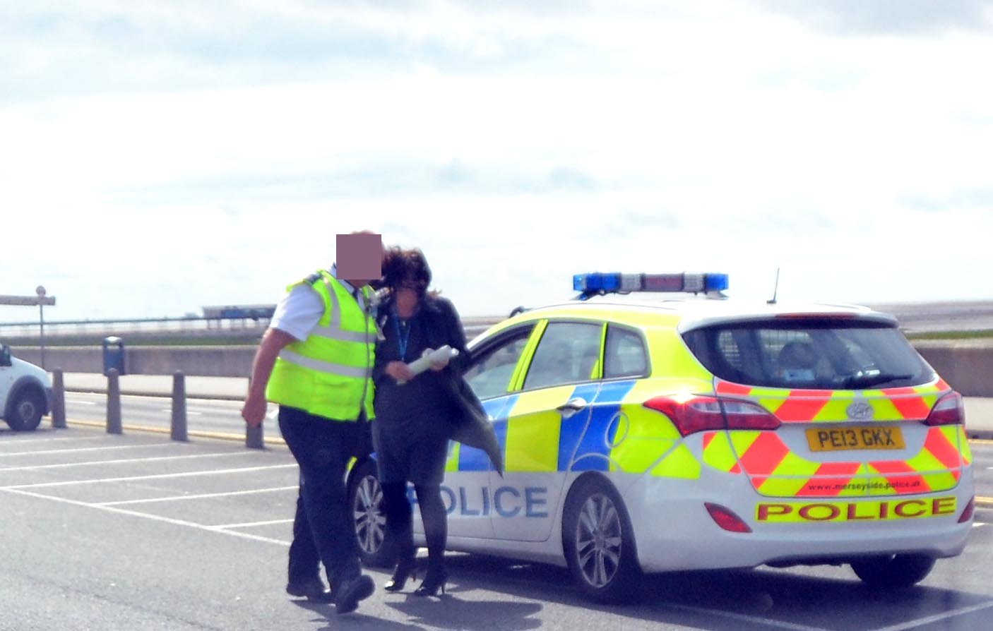 Sefton Council have issued a Section 77 Direction issued under the Criminal Justice And Public Order Act 1994 to the Travellers on the Marine Drive Car Park.    Officers from the Council attached a notice to each vehicle instructing them to leave.Most of them have done so and moved on.    The...