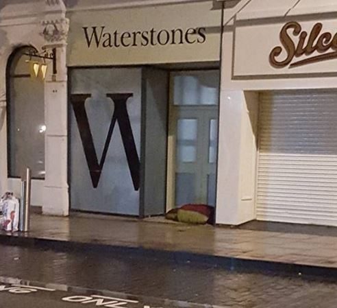 It's the middle of winter and it's cold wet and miserable with a chill wind. A quick trip around Southport town centre and there are people sleeping in doorways. These are just the ones you can see. There seems to be more and more of them.            Over ten years ago a man was sleeping rough in a...