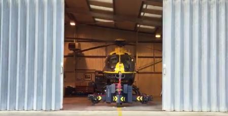 Today is the last operational day for the National Police Air Service helicopter flying from Warton Areodrome.        Goodnight & thank you! pic.twitter.com/y6TCwL8jAD&amp ;mdash; NPAS...