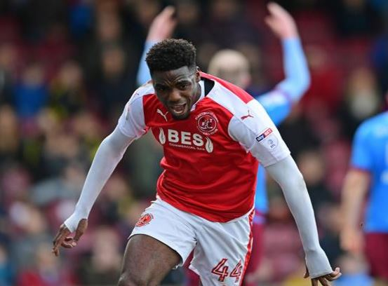 Fleetwood Town produced one of the performances of the season to beat promotion chasing S****horpe United 2-0 at Glanford Park.    Goals from Devante Cole and Bobby Grant mean itÂ's 18 matches unbeaten for the Cod Army after an impressive attacking and defensive display.    Uwe Rosler handed a full...