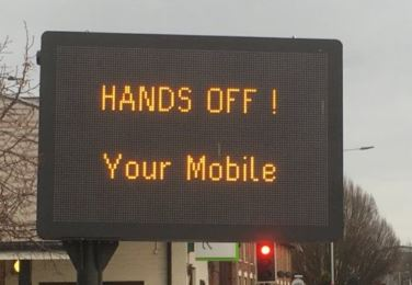 Young drivers risk losing their licence if caught driving whilst using their mobile phone.        The warning comes ahead of new legislation taking affect in March 2017 which will mean a six-point penalty and £200 fine for anyone caught using their phone whilst driving.    A newly-qualified driver...