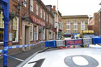 The two men attacked in the Coronation Pub on Sunday afternoon were brothers.        The two men arrested over a machete attack in Southport have been released on police bail pending further enquiries.    A third man who was arrested later on yesterday has also been bailed.