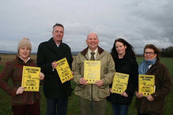 Campaign to crack down on hare coursing launched in Lancashire Police Force area.    The CLA, in partnership with local police forces (Humberside, Lancashire and West Yorkshire), have created signs warning of the consequences of hare coursing, and encouraging people to report it.  Yesterday saw the...