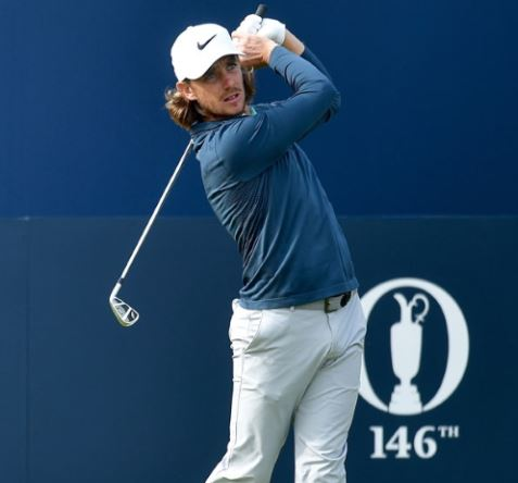 "When he was asked what he made of the number of fans that had turned up to support him in the third round of The Open at Royal Birkdale, Southport-born Tommy Fleetwood was modesty personified.    ""It was always going to be a great sort of crowd when it was me and Justin playing together,"" he said,..."