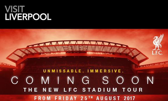 Visitors will soon have the chance to go behind the scenes again, inside one of the worldÂ's most iconic and historic stadiums, during the new interactive and immersive Anfield Stadium Tour, following the completion of the Main Stand expansion.    Let our personable tour guides and multimedia...