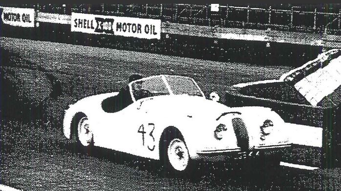 Motoring fans will be able to see a fabulous car that was driven by the leading female racing driver of her day at the Ormskirk MotorFest on Sunday 27 August.     Betty Haig, a member of the Haig family that created the famous whisky, drove the 1951 Jaguar XK120 to victory many times in the 1950s....