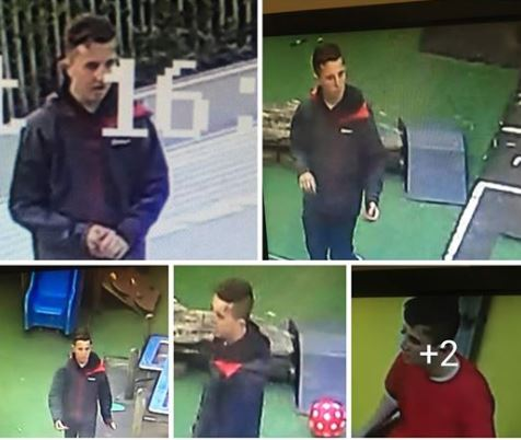 Police need your help to identify this teenagers. Over the weekend they vandalised a pre school. These photos are really good quality from cctv camera's and Police are asking for your help.    Anyone with information is asked to call Merseyside Police on 101 or Crimestoppers on 0800 555 111