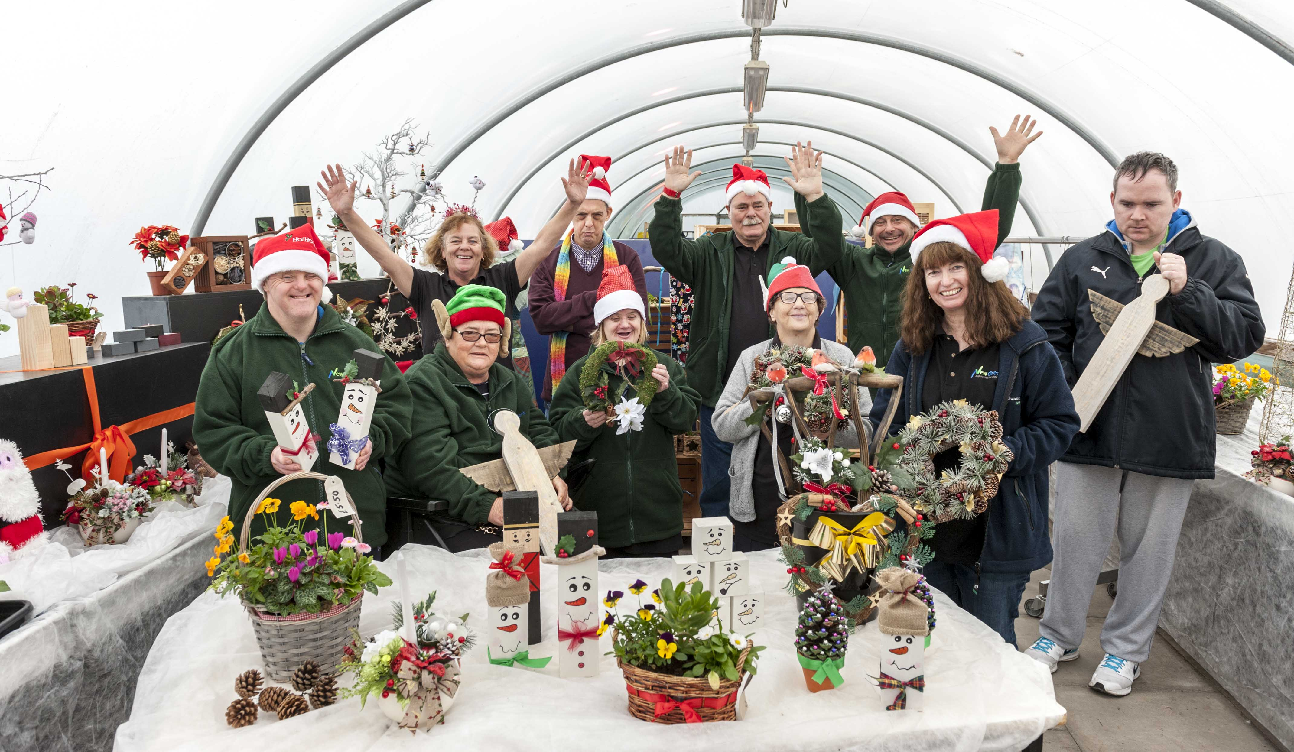 Sefton residents are being invited to a Christmas market with a difference in Southport.    The event at the New Leaf garden centre on Rotten Row will feature festive goods created by clients of the boroughÂ's leading adult social care provider, New Directions. They include people with support needs...