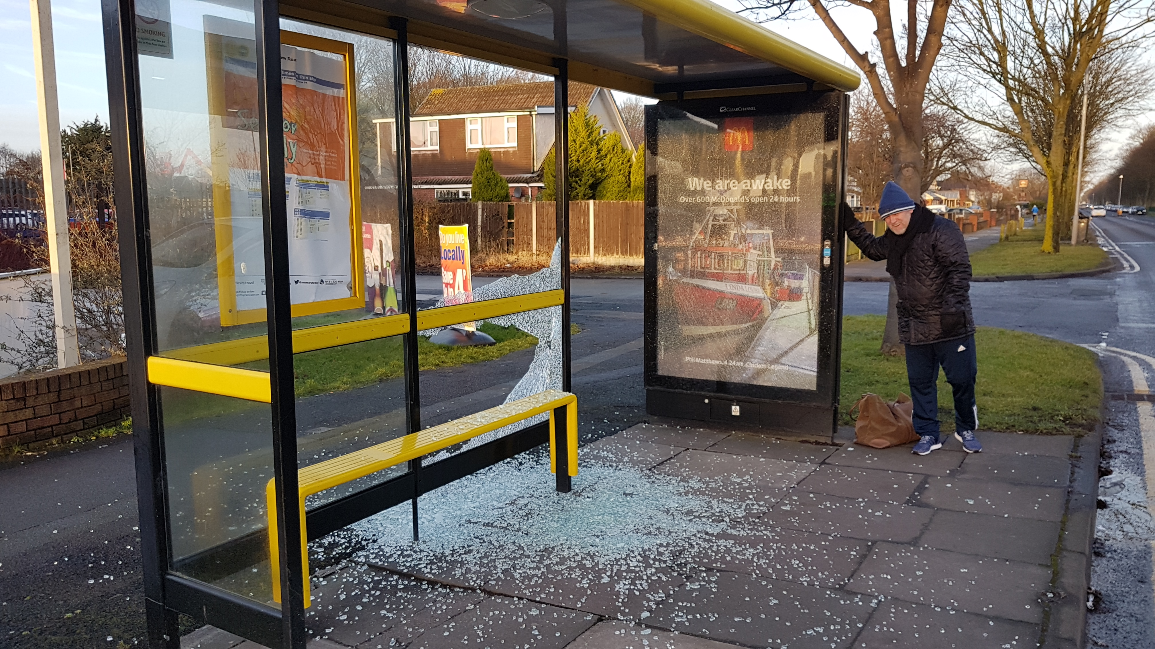 Merseyside Police are investigating a spate of Criminal Damage reports to Bus Shelters, which occurred in the Southport area yesterday evening (19/02/18). Three suspects aged 18 & 19 yrs were arrested and remain in police custody whilst the investigation remains on going.      Southports tribe of...