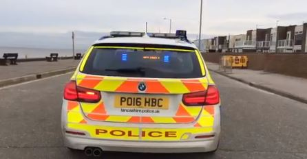 Police are appealing for witnesses after a woman was injured following a collision in Cleveleys.    Police were called around 6.25am yesterday to reports of an accident in Rossall Promenade.         A Ford Fiesta car had collided with a wall.
