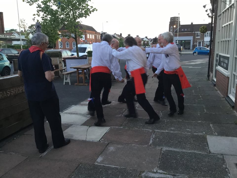 The Southport Swords were formed in 1968 primarily to dance English longsword dances, but have also been known to dance Cotswold Morris.    This weekend Saturday 15th & Sunday 16th September they will be playing host to seven Morris sides from as far afield as Yorkshire and The Forest of Deane.  ...