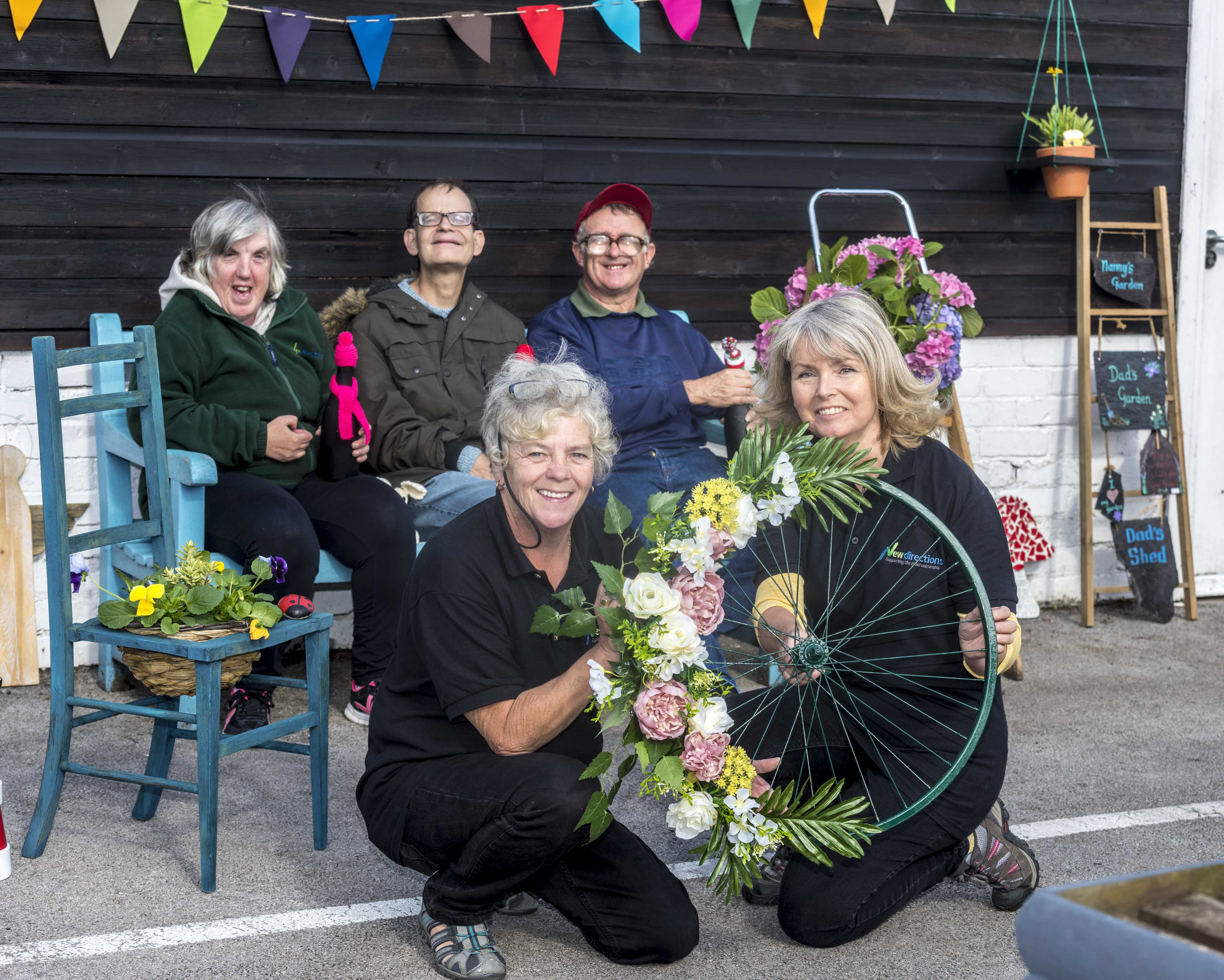 A unique garden centre in Southport where people with a range of support needs learn horticultural skills has launched a new appeal for donations of craft and upcycling items.         Staff at New Leaf on Rotten Row - which is run by leading Sefton adult social care provider, New Directions - are...