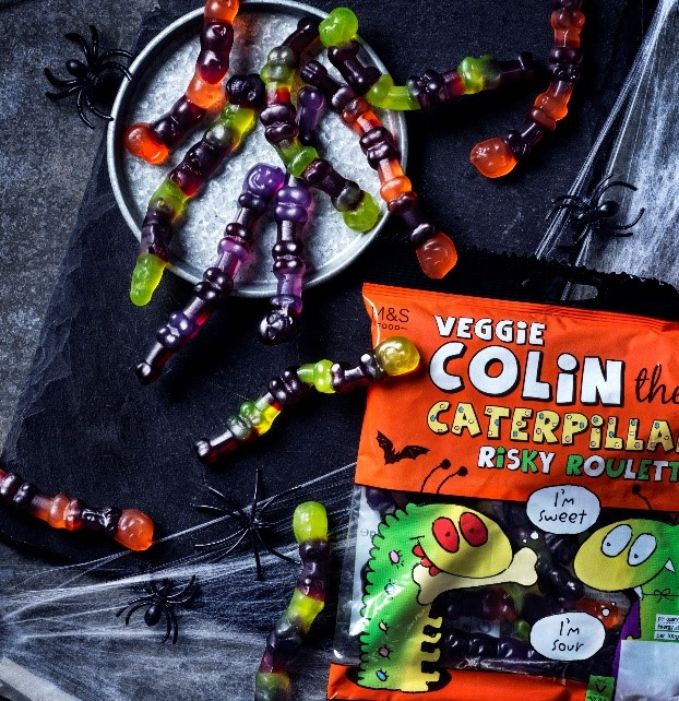 Name:  Colin The Caterpillar Risky Roulette Sweets.jpg Views: 0 Size:  185.5 KB