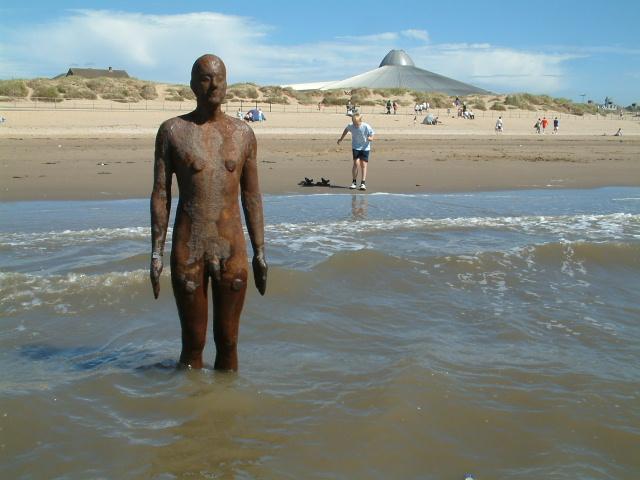 People naked Black beach