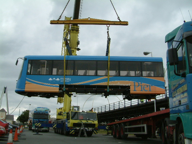 Qlocal has learned that the Southport Pier Train is to be sold off or scrapped after Easter.The train was placed on the Pier on the 25th July 2005 at a cost of £300,000.
