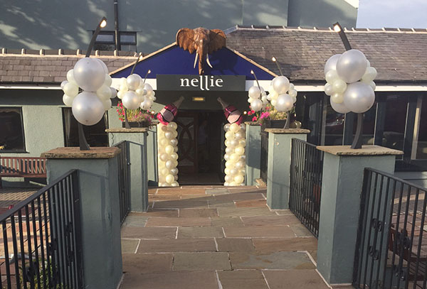 Tonight, Wednesday May 17, was the opening night for Nellie's the Indian restaurant that describes themselves as