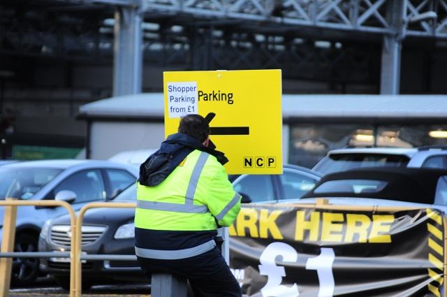 Ncp Car Park Southport