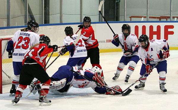 Eishockey England