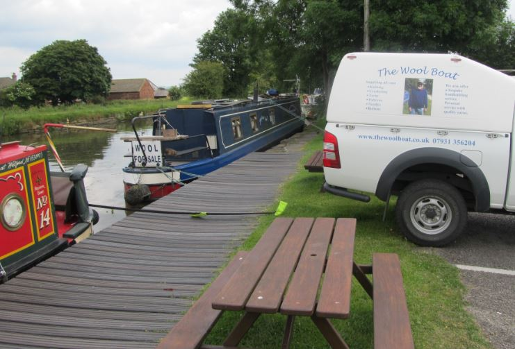 Celebrate local yarn shops on 6th and 7th May 2017 with The Wool Boat moored near Burscough Wharf.         Whether you love crochet or prefer to work with needles, Yarn Shop Day is a must for your diary.     On the 6th May 2017, the fourth annual Yarn Shop Day will take place in craft stores across...