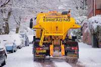 Lancashire County Council is warning people to watch out for ice, with gritting crews treating roads earlier than usual today ahead of a freezing spell forecast over the weekend.     The gritters are already out on the main routes in many parts of the county, with temperatures due to fall to...