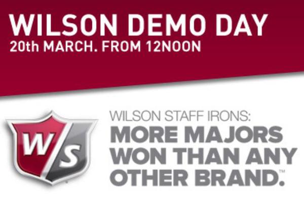 Southport Golf Academy Wilson Staff Demo Day