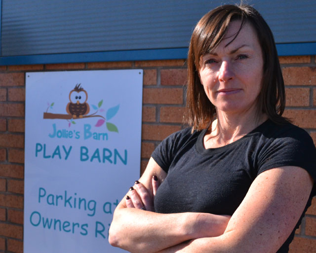 Callous thieves broke into Jollies Barn in Mere Brow during the night.The break in was discovered at 6.45 this morning.    Doors were damaged and cash was stolen from the tills.    The Playbarn was also targeted in March 2014 when burglars smashed through the door and stole the safe.    Owner Sara...