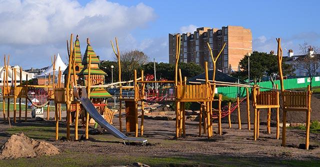Kings Gardens Restoration Update