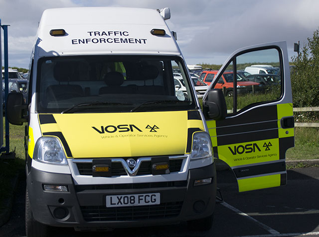 Vosa In Eco Centre Car And Coach Park