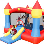 Bouncy Castles in Airdrie