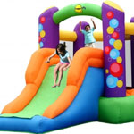 Bouncy Castles sales in Formby