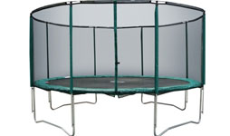 Trampolines for Blackpool
