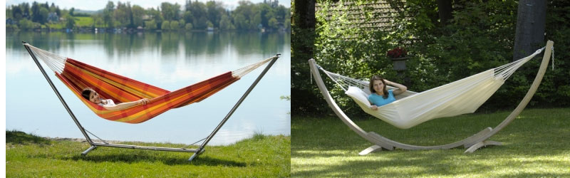 Hammock Stands delivered to Southport