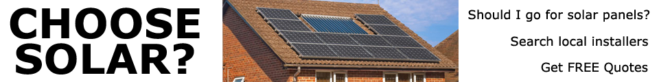 Solar Panel Installers in Shropshire