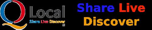 Q Local Shopping / Gifts / Ideas Logo